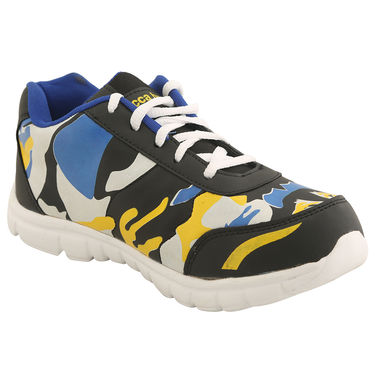 Bacca Bucci PU Multicolor Sports Shoes -ntb7