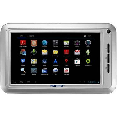 BSNL Penta T-Pad IS709C (1 GHz:4 GB: Android OS 4.0.3) - Silver