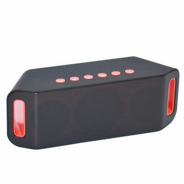 Adcom S204 Mini Bluetooth Speaker - Black