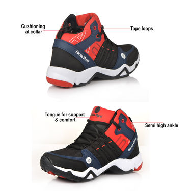 Bacca Bucci Ankle Length Sports Shoes