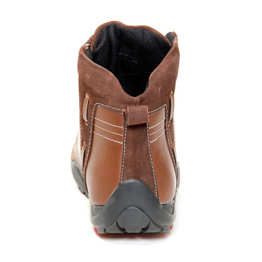 Bacca bucci Leather Boots - Brown-5538