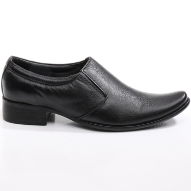 Bacca bucci Leather Formal Shoes - Black-4396