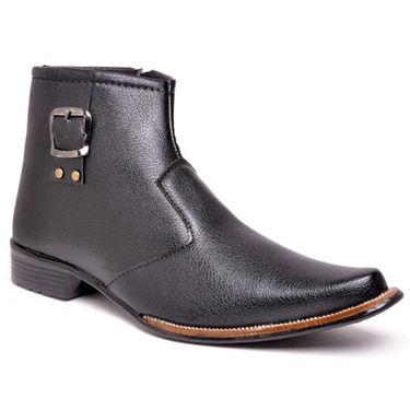 Bacca bucci Casual Boots - Black-4706