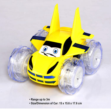 Battery Operated Stunt Car