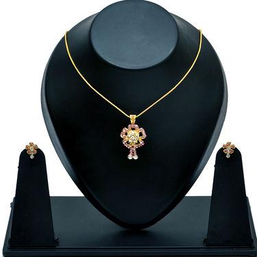 Swarga Set of 16 Gold Plated Bridal Jewellery Sets
