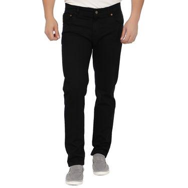 Pack of 2 Blimey Slim Fit Cotton Chinos_Bf45 - Khaki & Black