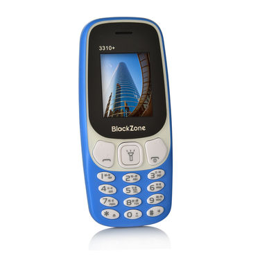 BlackZone 3310+ Phone Combo of 3