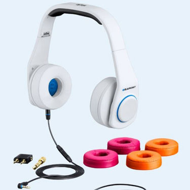 Blaupunkt Style On-the-ear Headphone - White