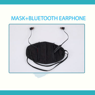 Bluetooth Earphones with 6 Layer Mask