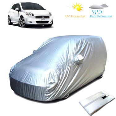 Body Cover for Fiat Grande Punto - Silver