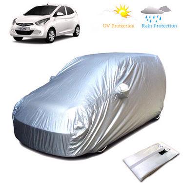 Body Cover for Hyundai Eon - Silver