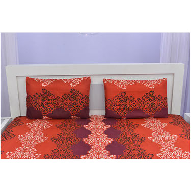 Bombay Dyeing Pack of 3 Modern Bedsheets Collection (3DBS4)