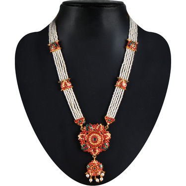 Bride of India from South - Exclusive Pearl Jewellery Collection