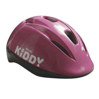 Btwin Kiddy Pink Helmet - M