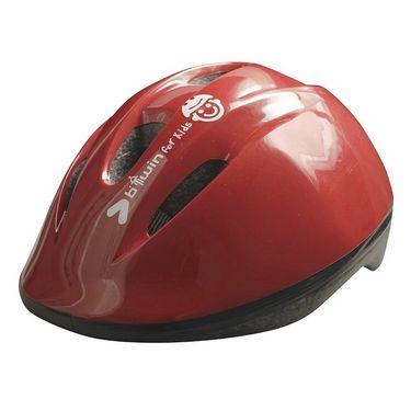 Btwin Kiddy Red Helmet - M
