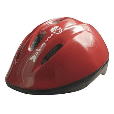 Btwin Kiddy Red Helmet - S