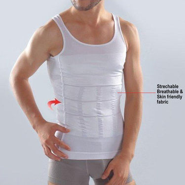 Buy 1 Get 1 Get In Shape Slimming Vest for Men