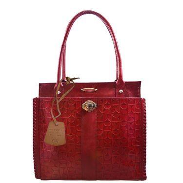 Arpera Red Ladies Handbag Ssa28