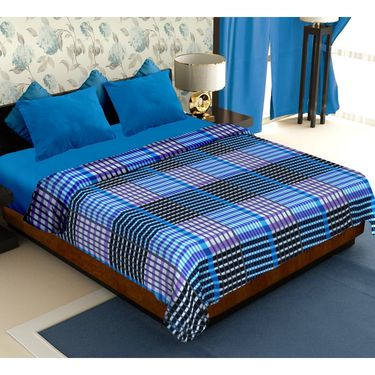 Story@Home Geometric Set of 2 Double Size Blanket-CA1203-CA1204