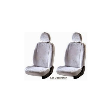 Car Seat Cover For Tara Aria - White - CAR_1SC1WHT259