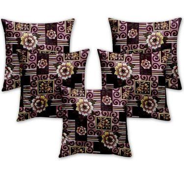 Set of 5  Designer Digital Print Cushion Cover -CH1035