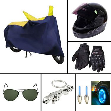 Go Dhoom with 6 in 1 Bike Accessories