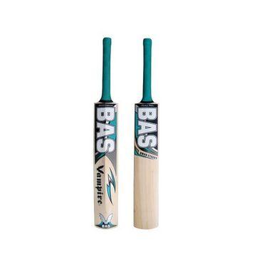 BAS Vampire (Size-SH) 26 Swan Stocky Kashmir Willow Cricket Bat-Multicolor  - CRBKW