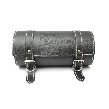 Good Quality Utility Bag For Royal Enfield Bullet Bike - Black