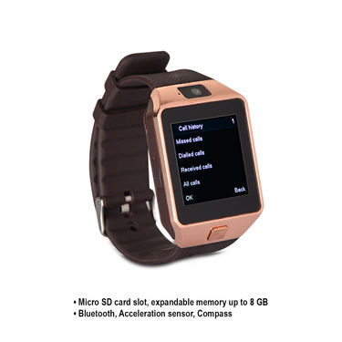 3 in 1 Smart Watch Mobile
