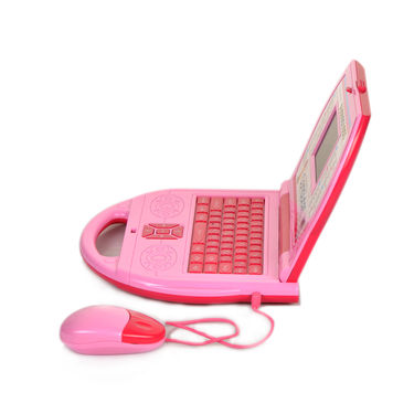 Champion Kids Educational Laptop with 80 Activities - Blue or Pink