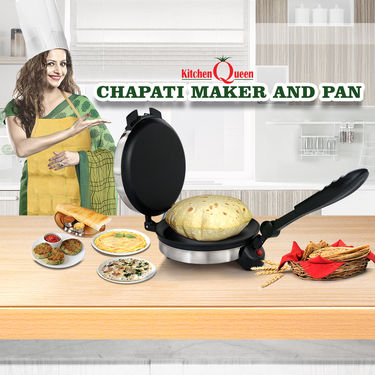 Chapati Maker and Pan
