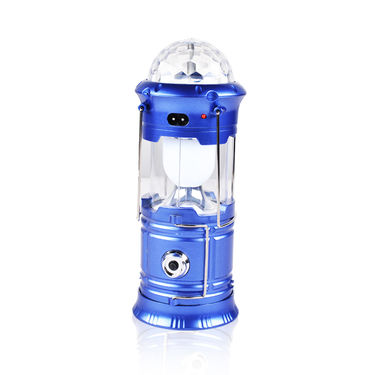 Colorful Lights Solar Lantern (Buy 1 Get 1)