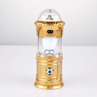 Colorful Lights Solar Lantern