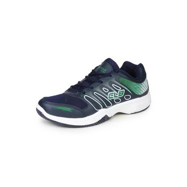 Columbus Mesh Sports Shoes Columbus Tab-116 -Blue & White