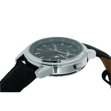 Pack of 2 Round Dial Leather Wrist Watches_Combo6