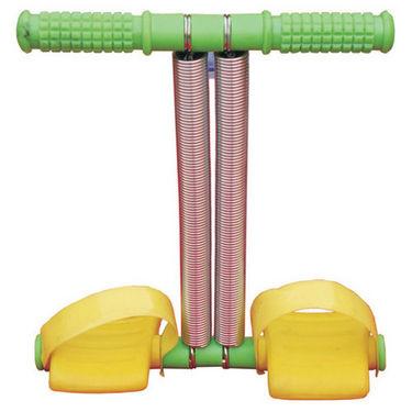 Combo of Hand Exerciser + Double Spring Tummy Exerciser
