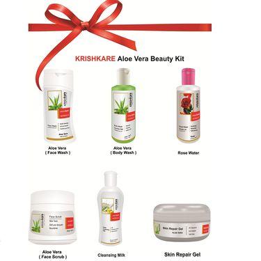 Krishkare Aloe Vera Beauty Kit