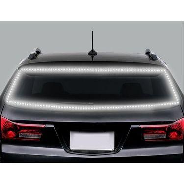 AutoStark 5 Meters Waterproof Cuttable LED Lights Strip Roll - White