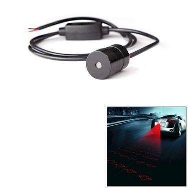 AutoStark Rear Heart Pattern Laser Safety Fog Light Red