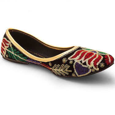 Branded Womens Bellies Multicolor -MO313