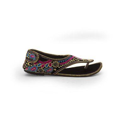 Branded Womens Sandal Multicolor -MO322