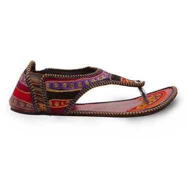 Branded Womens Sandal Multicolor -MO324