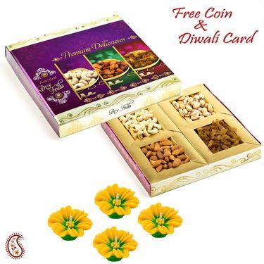 Aapno Rajasthan Attractive Dry fruit Box and Diwali Hamper