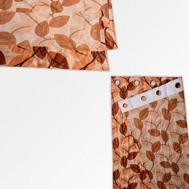 Set of 4 Printed Door curtain-7 feet-DNR_2_3060