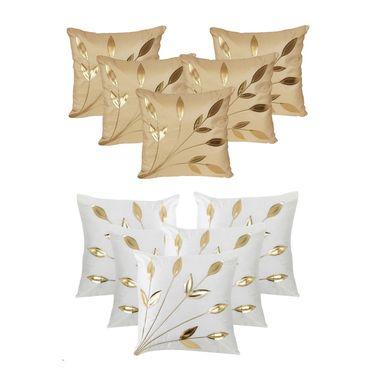Dekor World Set of 10 Designer Printed Cushion Cover-DWCB-191