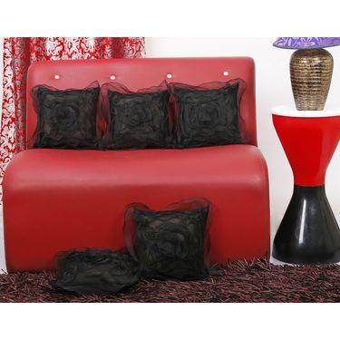 Set of 5 Dekor World Design Cushion Cover-DWCC-12-119