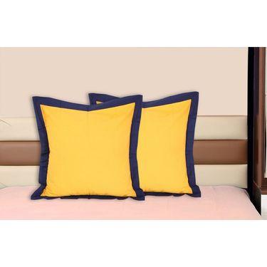 Set of 2 Dekor World Cotton Big Cushion Cover-DWCC-24-080