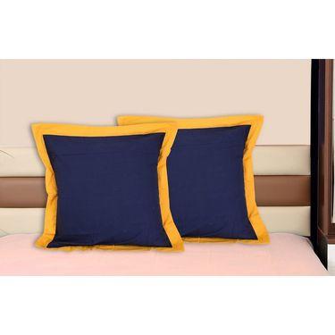 Set of 2 Dekor World Cotton Big Cushion Cover-DWCC-24-085
