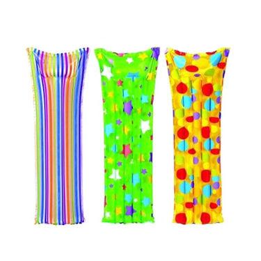 Multipurpose Swimming Mattress - Multicolour