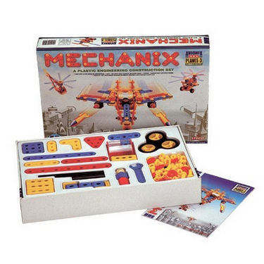 Plastic Mechanix Planes 3